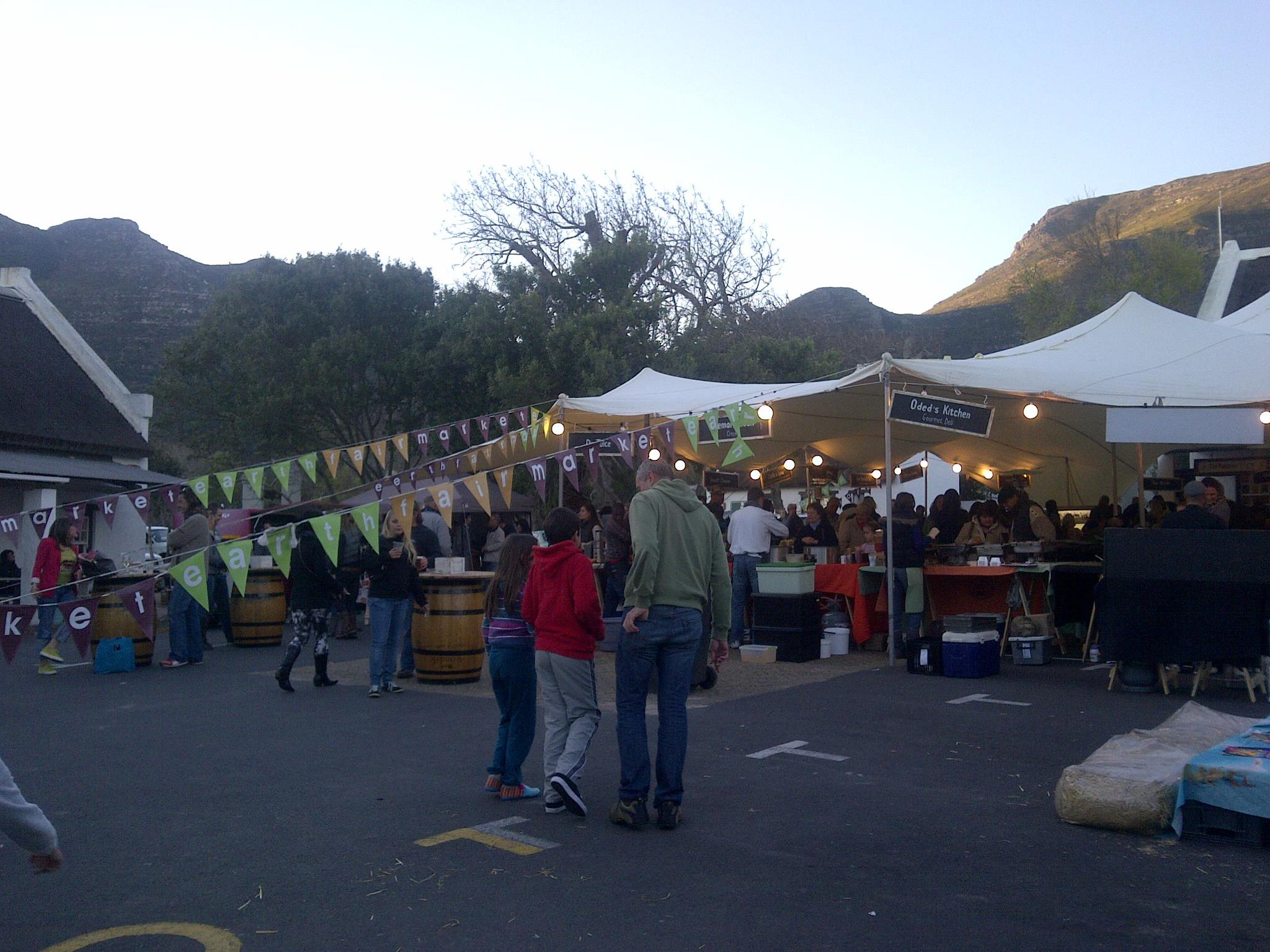 Noordhoek Farm Village Earth Fair Market