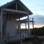 Lake Michelle boathouse